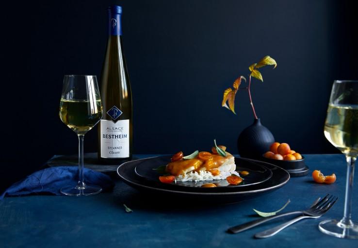 recette-cabillaud-mirabelles-sylvaner